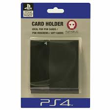 ps4 gift card replica ps4 console gift card holder free delivery