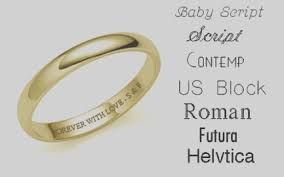 wedding band names free engraving on diamond wedding bands wedding band name ideas