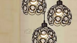 Three Pendant Light Fixture Wrought Iron Light Fixture New Three Hanging Pendant Fixtures