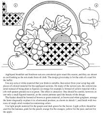 applique patterns housewifely wisdom â appliquã patterns from 1920s newspapers â q