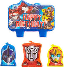 transformers birthday decorations transformers cake topper decorating kit kitchen dining