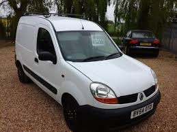 2004 renault kangoo van 1 5dci 70 in peterborough