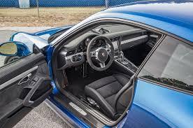 Gt3 Interior 307 Miles In Georgia In A 2015 Porsche 911 Gt3