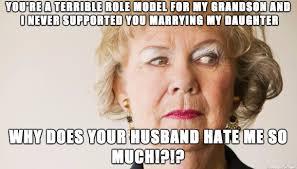 Scumbag Mom Meme - scumbag mother in law meme guy