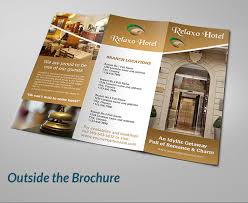 restaurant brochure designs templates examples creative template