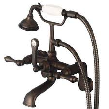 vintage bathtub faucets claw foot tub faucets bathtub faucets the home depot
