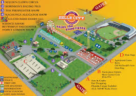 Jacksonville Map Fair Map