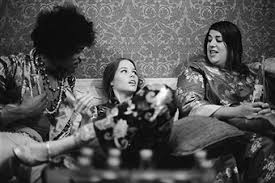 jimi hendrix michelle phillips and cass elliot pictures getty