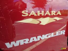 jeep wrangler sahara logo 2012 jeep wrangler sahara 4x4 marks and logos photo 65141091