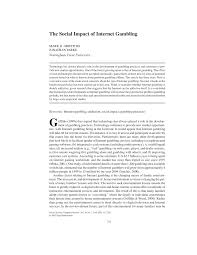 internet addiction essay sample gambling addiction essay it happened to me my mother is addicted to gambling and it s the theories of