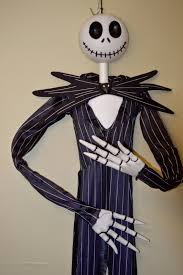 jack skellington baby shower sweet centerpieces