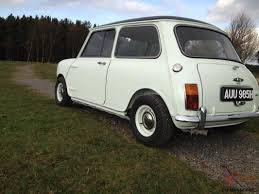 mini cooper 1969 mark 2