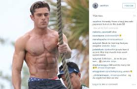 Adonis Meme - magic1059 zac efron is an adonis filming the new baywatch movie