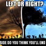 Hell Meme - heaven vs hell meme generator imgflip