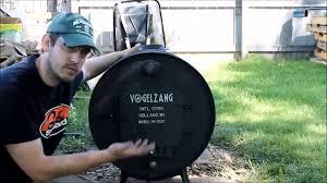 building a wood burning stove for under 75 vogelzang barrel