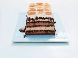 s u0027mores icebox cake recipe food network kitchen food network