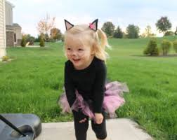 Halloween Costumes Toddler Girls Kitty Costume Etsy