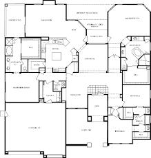 Ponderosa Floor Plan Elkhorn Ponderosa Ii By D R Horton Northwest Vegas