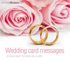 Wedding Card Messages Wedding Card Messages