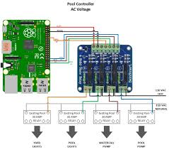 pool controller arduino project hub
