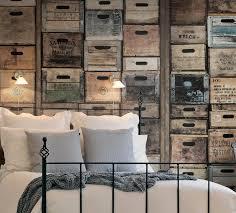 papier peint trompe l oeil chambre papiers peints trompe l oeil pour une chambre au fil des