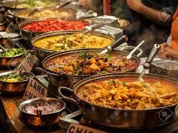 cuisine orientale cuisine orientale plats à emporter indien au marché de londres s