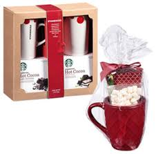 gift sets for christmas starbucks gift sets just 4 50 at walmart cocoa included a