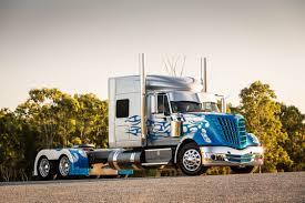 international semi truck how we shipped the 60 000lb navistar