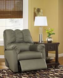 Microfiber Recliner Sofa by Furniture Perfectly Fits Within Any Living Space With Ashley