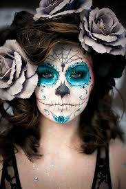 sugar skull makeup hair tips juxtapost