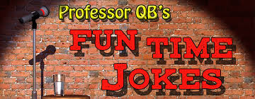 photos and professor qb what is professor qb s time time jokes