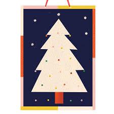 peanut christmas tree the printed peanut christmas tree advent calendar review what s