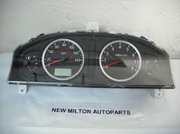 nissan almera tino 2003 nissan almera 2003 n16 1 5 instrument cluster speedometer bn980 311662