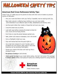 the story of three halloween safety tips