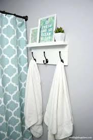 bathroom towel holder ideas bathroom towel holder ideas towel rack with shelf bathroom towel