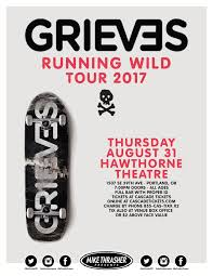 Portland Maps Online by Grieves At Hawthorne Theatre In Portland Or On Thu Aug 31 8