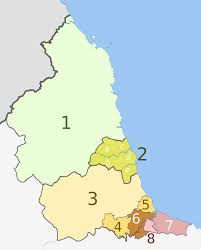 England Blank Map by File North East England Counties 2009 Map Svg Wikimedia Commons