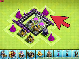 coc village layout level 5 3 easy ways to design an effective base in clash of clans