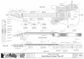 solid body electric guitar 2 electronic version u002772 deluxe