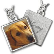 Personalized Memorial Necklace Engraved Memorial Jewelry Jewelry Ufafokus Com