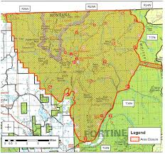 Montana Road Condition Map by North Fork Trails Association We Maintain And Support The Trail