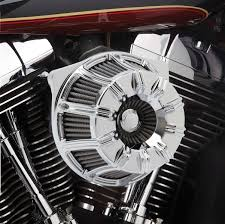 arlen ness inverted series 10 gauge chrome air cleaner kit 160