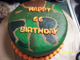 my dad u0027s 66th birthday cake cakecentral com
