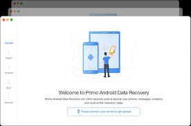 android data recovery free official primo android data recovery 100 free android recovery