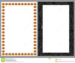 halloween borders frames stock photos image 16045773