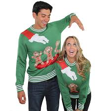 sweater pictures tipsy elves