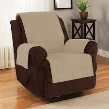 slipcover for recliner chair amazon com furniture fresh and improved anti slip grip