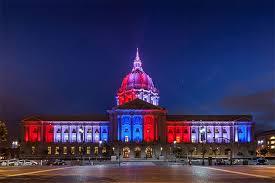 sf city hall lights dynamic led lighting by philips rejuvenates san francisco city hall