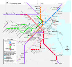Mbta Map Boston by The World U0027s Best Photos Of Anagram And Map Flickr Hive Mind