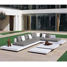 Outdoor Sofa With Chaise 16 Best Outdoor Furniture Images On Pinterest Outdoor Furniture